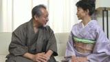 激エロ先生!尺八と生け花の先生が気持ちいいセックスの手ほどき 花岡よし乃 55歳 竹内梨恵 48歳2