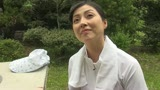 セックスが大好きな田舎のおっかさん 長野・松本 / 福島・白河編 咲良しほ 43歳・大槻美登利 61歳/