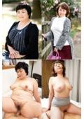 五十路妻AVデビュー 松岡しずえ 52歳・真田紗也子 55歳