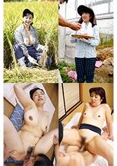 セックスが大好きな田舎のおっかさん 八王子・桐生編 寺川彩奈・時田こずえ