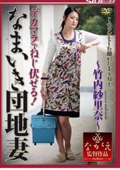 なまいき団地妻  竹内紗里奈30歳