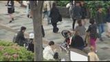 推定Fカップ以上 青山で見つけた巨乳人妻を『時間を止めて』AV撮影!真正中出し編/