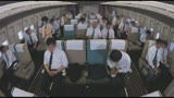 「制服・下着・全裸」でおもてなし またがりオマ〇コ航空9 中出し便12