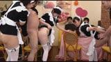 SODファン大感謝祭!ご主人様、どのおしりが好みですか?いつでも好きなだけ触り放題揉み放題 顔騎・W尻コキ・おしりビンタは当たり前!常におしり丸出しメイド喫茶(※素人男性32名参加)3