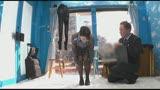 高嶺の花 キャビンアテンダント限定 「黒パンストの試着にご協力してください!!」と声を掛けた美脚CAがぬるぬるローションで耐久テストと称して足コキ!11