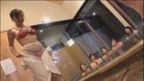 2015年 SOD女子社員 ユーザー接待バスツアー 混浴温泉いきなり野球拳25