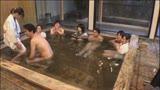 2015年 SOD女子社員 ユーザー接待バスツアー 混浴温泉いきなり野球拳27