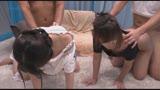 """マジックミラー号 胸元から覗くキレイな鎖骨!""""おとな可愛い""""オフショル女子の敏感美乳をこねくり回すオイルたっぷりリンパマッサージ!39"""