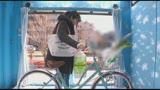 マジックミラー号×アクメ自転車 ママチャリ人妻限定!「みんな私の方を見てる気がするんですけど・・・」公衆の面前!?でイキまくる!ハリガタピストンで大量潮吹き絶頂アクメ!!0