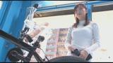 マジックミラー号×アクメ自転車 ママチャリ人妻限定!「みんな私の方を見てる気がするんですけど・・・」公衆の面前!?でイキまくる!ハリガタピストンで大量潮吹き絶頂アクメ!!5