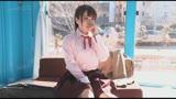 【女子○生限定】マジックミラー号 「下着メーカーのモニター調査」と称して生おっぱいをモミモミしながらインタビュー 清純そうな見た目からは想像もつかない超ドえろ発言連発!16
