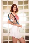 レキシー・ゴールド 現役テニスプレイヤー