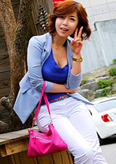 ユリ from 韓国