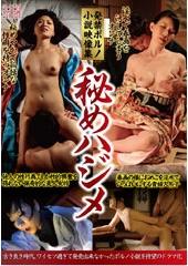 発禁ポルノ小説映像集 「秘めハジメ」