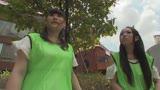 ゴミ拾いの環境美化サークルに所属しているヤリマン美少女はエコ意識が人よりも強すぎてコンドームをつけないエコ生中出しSEXをしているらしい/