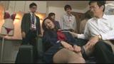 社員の前で恥ずかしすぎる公開催眠美熟女セーラー服某高級下着メーカー社長 青山翠(34)15