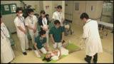 羞恥 生徒同士が男女とも全裸献体になって実技指導を行う質の高い授業を実践する看護学校実習20184