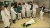 羞恥 生徒同士が男女とも全裸献体になって実技指導を行う質の高い授業を実践する看護学校実習20185