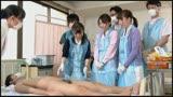 羞恥 生徒同士が男女とも全裸献体になって実技指導を行う質の高い授業を実践する看護学校実習20187