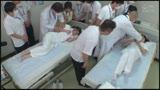 羞恥 生徒同士が男女とも全裸献体になって実技指導を行う質の高い授業を実践する看護学校実習201912