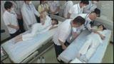 羞恥 生徒同士が男女とも全裸献体になって実技指導を行う質の高い授業を実践する看護学校実習20198