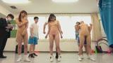 羞恥!青少年男女混合全裸体力測定202012