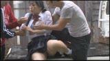 びしょ濡れ女子●生痴漢バス31