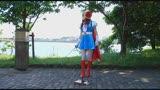 スーパーヒロイン危機一髪!!Vol.35 仮面の騎士ルビーナイト 愛音まひろ/