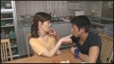 元気なチ〇ポに侵入された毛むくじゃらの股間 同級生の母 笹川蓉子 46歳20