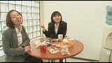 エリート美人OLの醜くも麗しきガチンコレズバトル 羽月希vs友田彩也香1