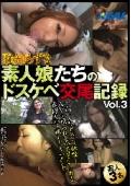 恥知らずな素人娘たちのドスケベ交尾記録 Vol.3